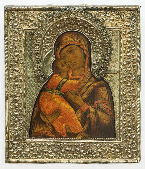 Vladimir Mother of God Icon For Sale